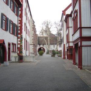 Seite Zentrum Bild von Kloster 2